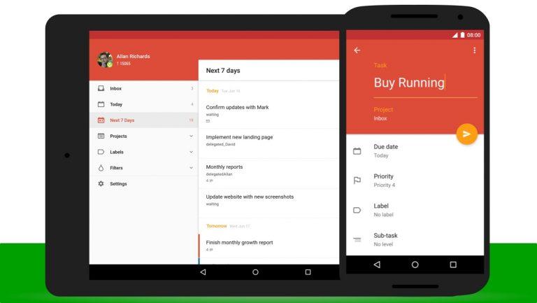 10 лучших менеджеров задач для Android