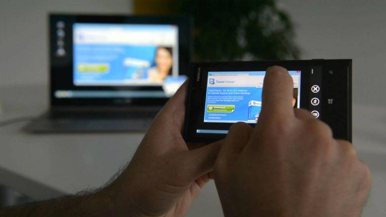 Как управлять телевизором с помощью смартфона