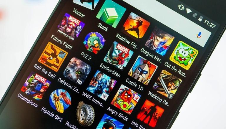 Андроид-игры с лучшей графикой