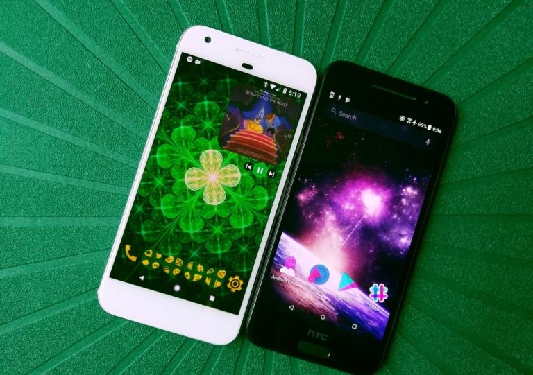 Лучшие лаунчеры на Android