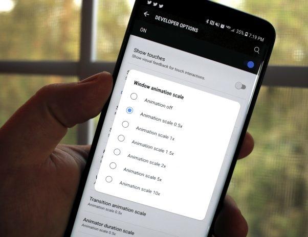 Как ускорить Galaxy S9 или S9+