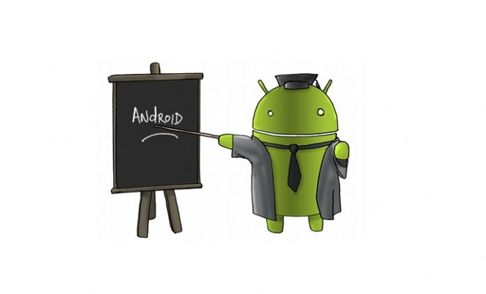 Как создать папку для приложений на Android