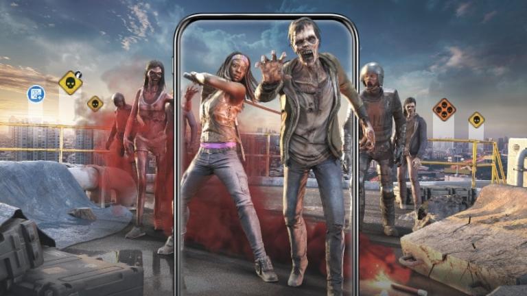 Обзор игры The Walking Dead: Our World