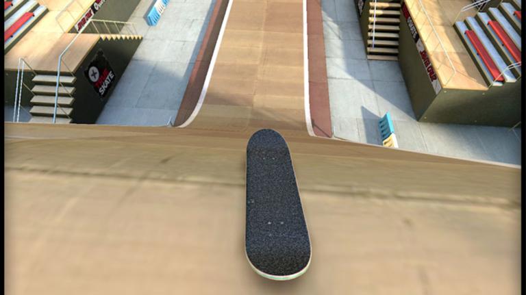 10 игр на тему скейтбординга