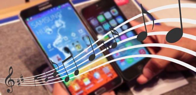 Как изменить звук уведомления на вашем Android