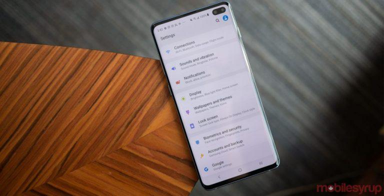 Как автоматизировать синий светофильтр, ночной режим, DND с помощью Samsung One UI?