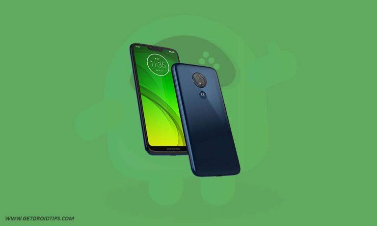 Google Камера для Moto G7 Power [GCam port APK]