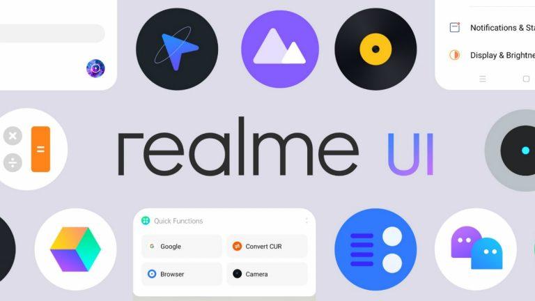 Как сделать запись экрана с внутренним звуком в Realme UI