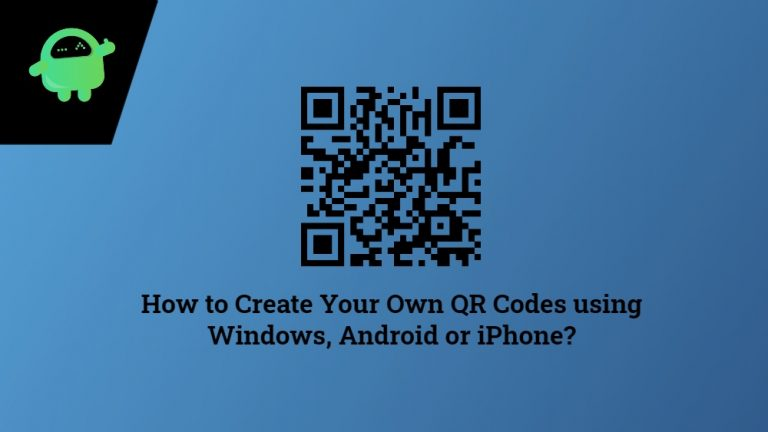 Как создать свои собственные QR-коды с помощью Windows, Android или iPhone?