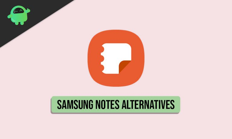 Лучшие альтернативы Samsung Notes в 2020 году