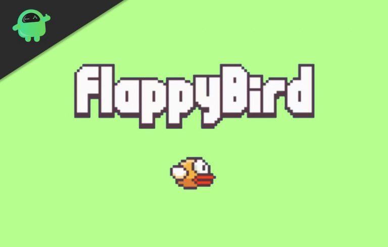 Скачать Flappy Bird APK для устройства Android