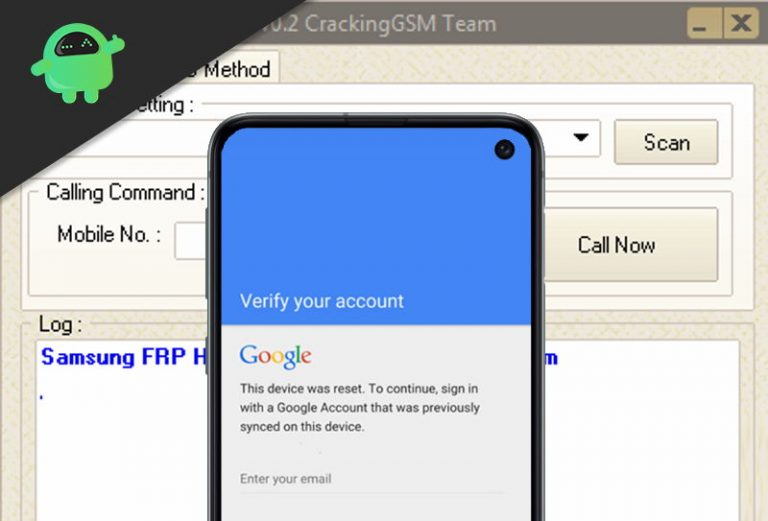 Скачать Samsung FRP Helper Tool v0.2