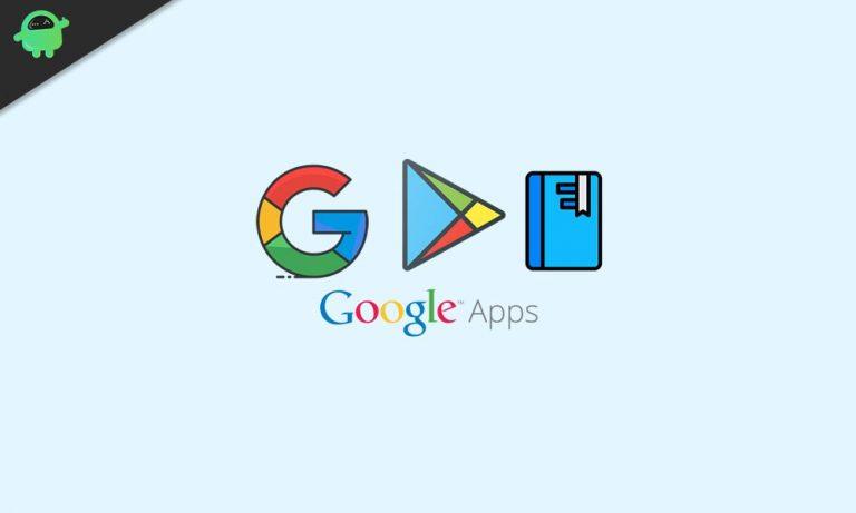 Установите Google Apps (Gapps) на телефон Nubia Red Magic (Get Play Store)