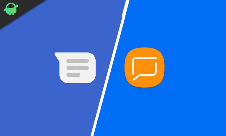 Как перенести сообщения Samsung в сообщения Google