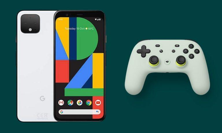 Исправить проблему с отключением контроллера Pixel Stadia после обновления Android 11