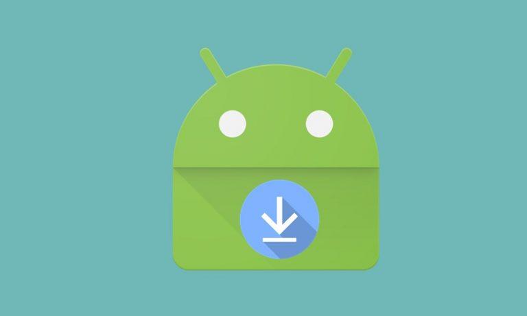 Где я могу найти загруженные файлы на устройстве Android