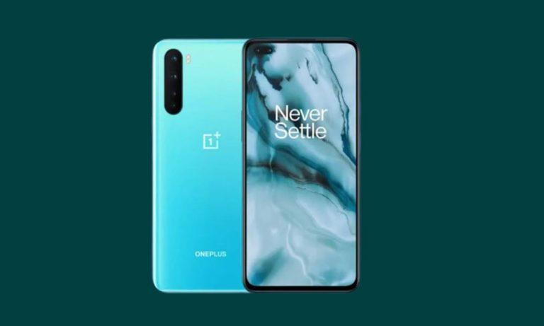 Загрузите стоковые обои и живые обои OnePlus Nord