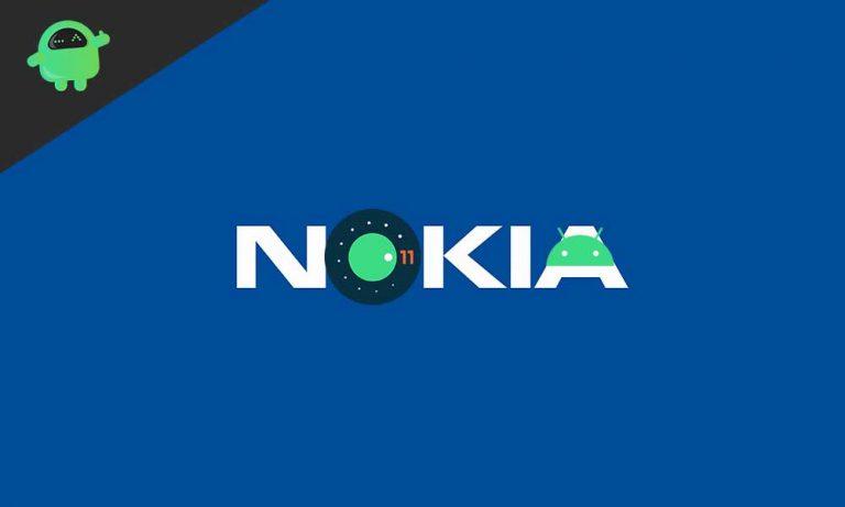 Принудительная загрузка Android 10 (или более поздней версии) на смартфон Nokia с помощью VPN