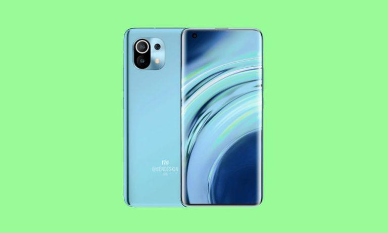 Сконвертируйте китайский Xiaomi Mi 11 и установите магазин и сервис Google Play