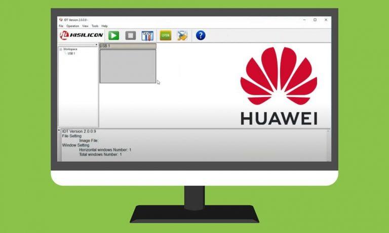 Huawei Flash Tools IDT 2.0