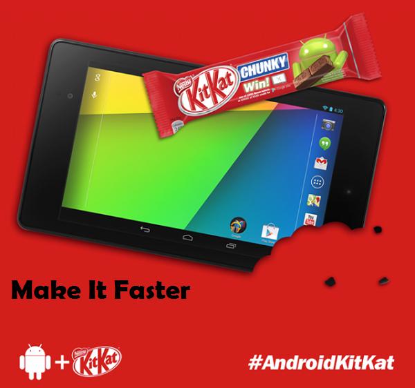 Как ускорить работу всех Android-устройств KitKat (4.4)