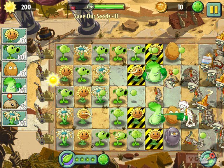 Скачать Plants vs. Zombies 2 для Android