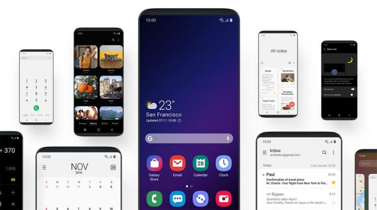 Как прошить Galaxy J6 и J6 + (SM-J600F / SM-J610F) Android 9.0 Pie Firmware One UI с ODIN