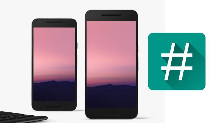 Установите SuperSU и Root Android N Developer Preview с помощью CF Auto Root