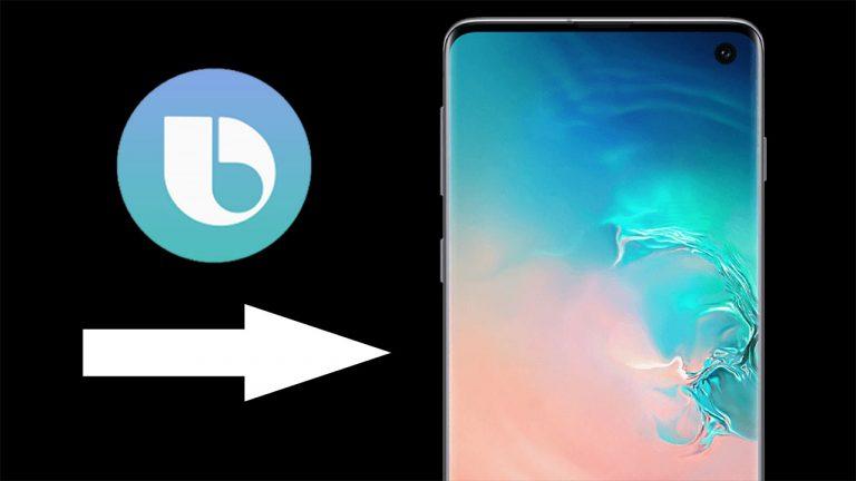 Как переназначить кнопку Bixby на Google Assistant на Galaxy S10, S10 Plus, S9, S9 Plus, S8, S8 Plus, Note 9, Note 8 [No Root]