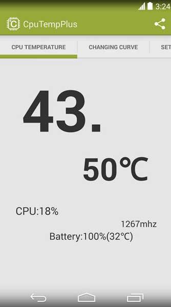 Как проверить температуру процессора и батареи Samsung Galaxy S5