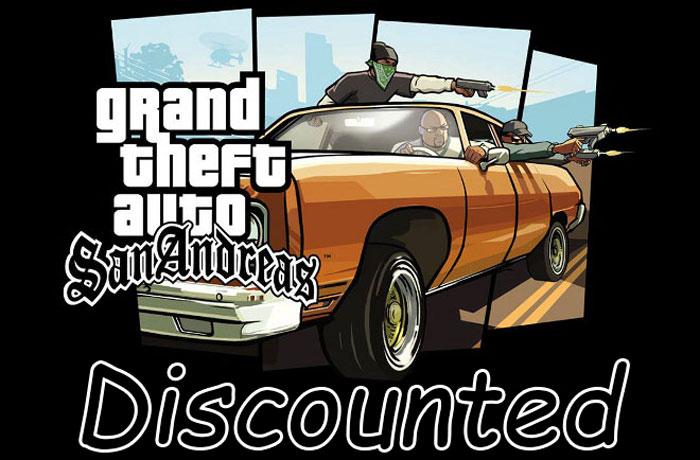 Купить по низкой цене GTA Vice City, San Andreas 10th Anniversary