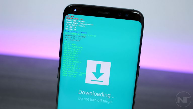 Как войти в режим загрузки на Samsung Galaxy S8 и S8 + [Flash With Odin]