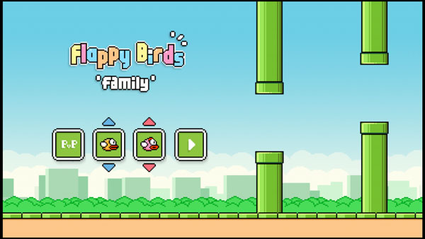 Скачайте New Flappy Birds Family и поделитесь своим рекордом