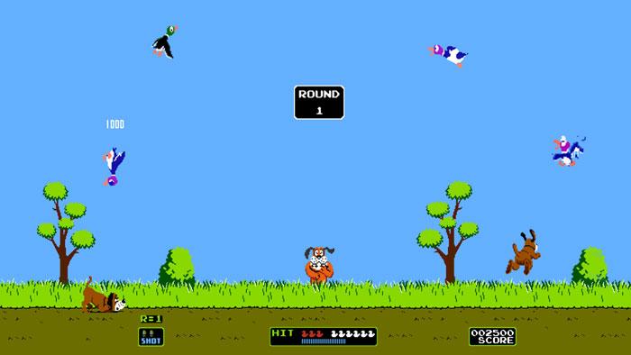 Скачать Retro Nintendo Duck Hunt для Android и iOS