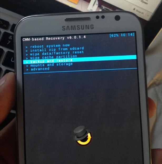 Как восстановить заводские настройки и отформатировать Samsung Galaxy Note 4