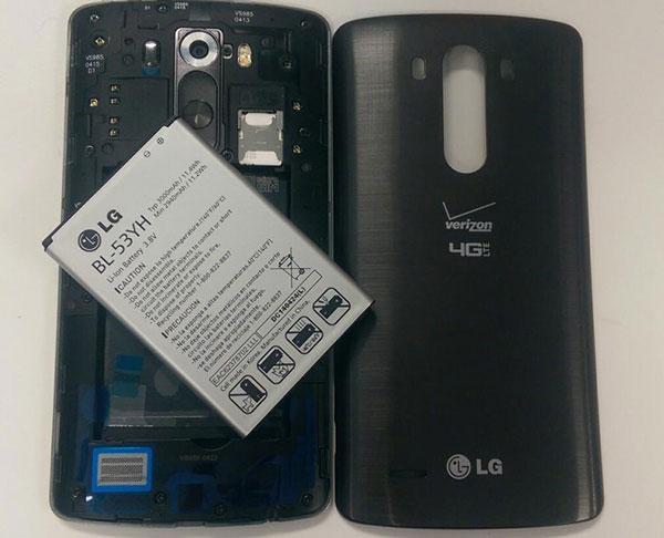 Как исправить быстрый разряд батареи на LG G3