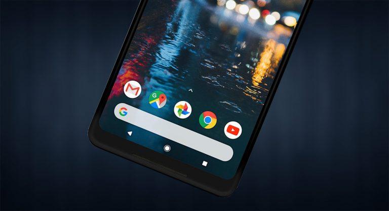 Как исправить размытые фотографии Google Pixel 2 в режиме панорамы