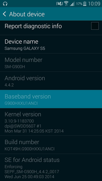 Как исправить Galaxy Note 3 Baseband Unknown & No IMEI number (Corrupted EFS)