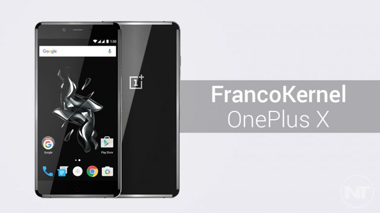 Увеличьте время автономной работы OnePlus X с помощью ядра Franco