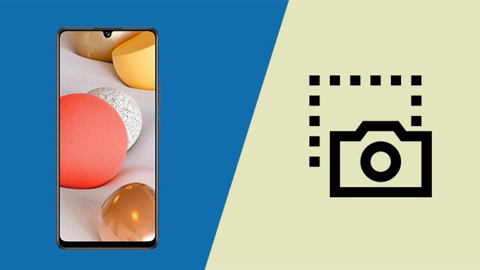Как сделать снимок экрана на Samsung Galaxy A42 5G