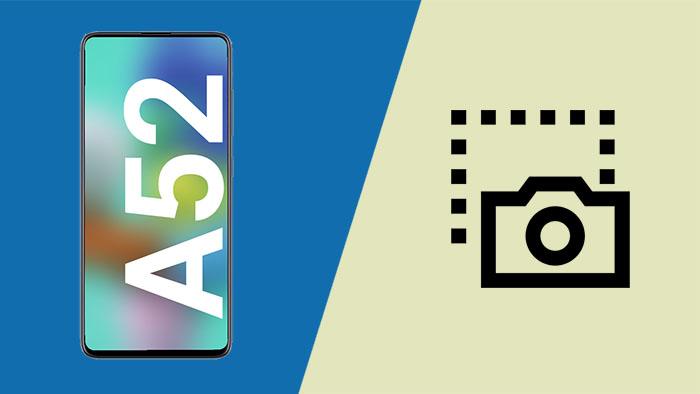 3 способа сделать снимок экрана на Samsung Galaxy A52