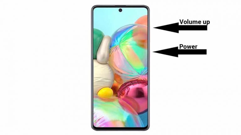 Как войти в режим восстановления и загрузки на Samsung Galaxy A72