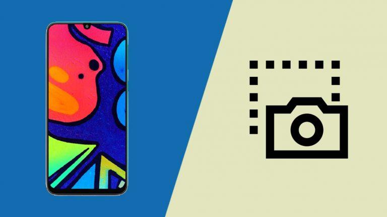 Как сделать снимок экрана на Samsung Galaxy F41