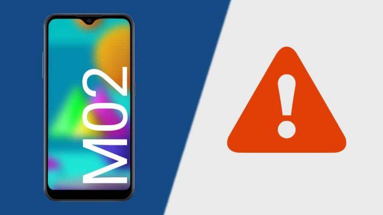 Как исправить зависание Samsung Galaxy M02s в загрузочной петле