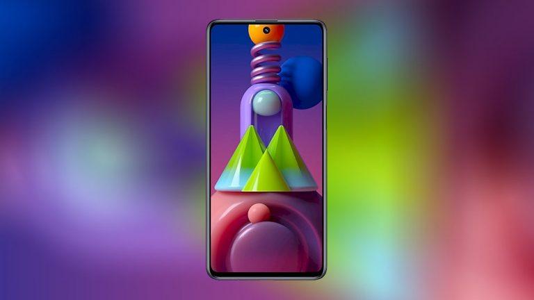 4 способа сделать снимок экрана на Samsung Galaxy M51