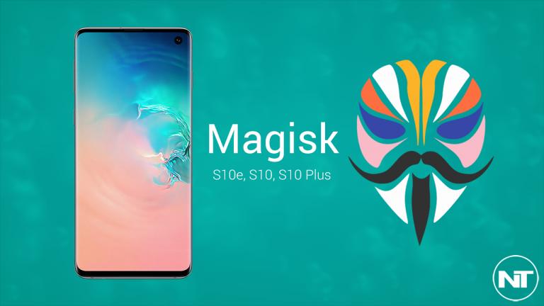 Как рутировать Samsung Galaxy S10 и S10 Plus и установить Magisk [One UI Firmware]