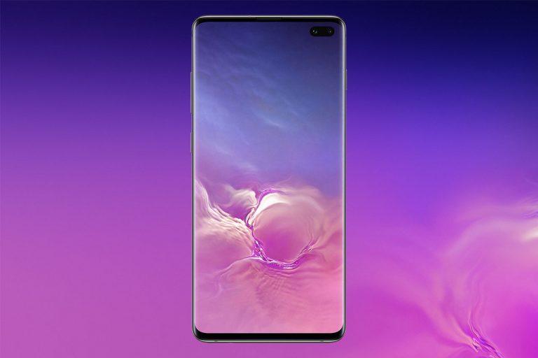 3 способа сделать снимок экрана на Samsung Galaxy S10e, S10, S10 Plus