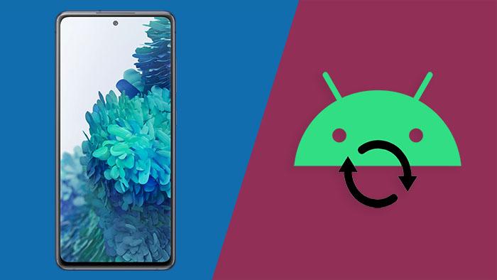 Как войти в режим восстановления и загрузки на Samsung Galaxy S20 FE