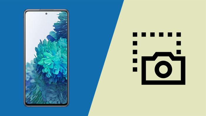 Как сделать снимок экрана на Samsung Galaxy S20 FE (Fan Edition)