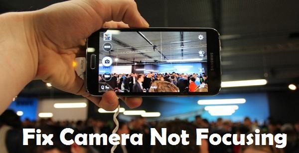 Как исправить проблему с камерой, не фокусирующейся на Galaxy S5